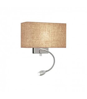 1 Light Indoor Wall Light Canvas