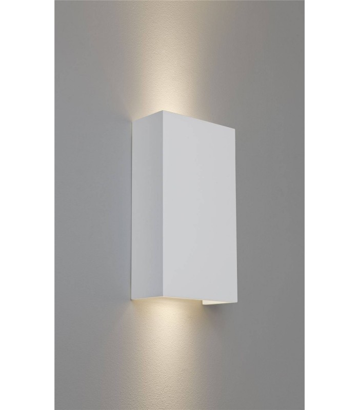 GU10 Plaster Wall Light