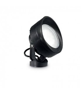 Tommy Black Ground Light - Ideal Lux 145358