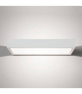 1 Light Indoor Wall Light White