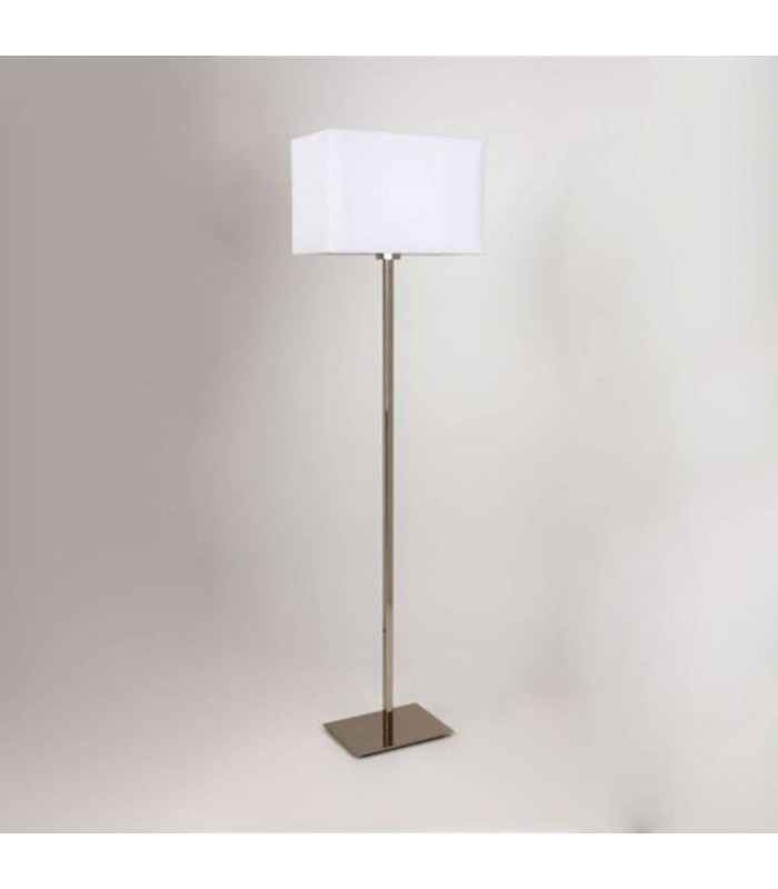 Park Lane Polished Chrome Floor Lamp - Shade Not Included - Astro Lighting 4507