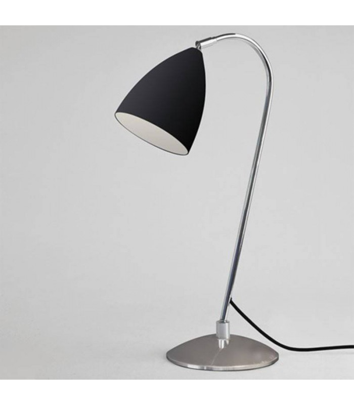 1 Light Table Lamp Matt Black