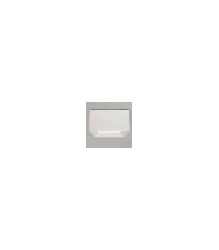 BEVEL SQUARE LARGE WHITE SHADE - ASTRO 4097