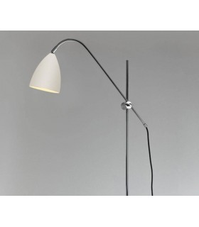 1 Light Floor Lamp Cream