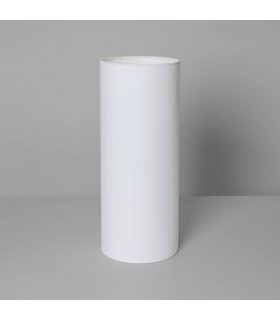 White Tube Shade - Astro Lighting 4177