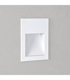 White Large Square 2700K LED Marker Light