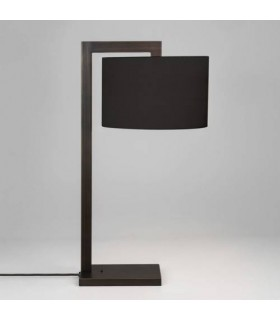 1 Light Table Lamp Bronze Effect, E27