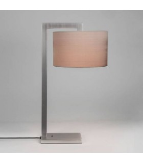 1 Light Table Lamp Matt Nickel, E27