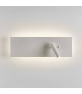 LED Wall Light With Switched Reader