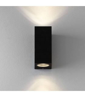 CHIOS OUTDOOR WALL LIGHT BLACK - ASTRO 7128