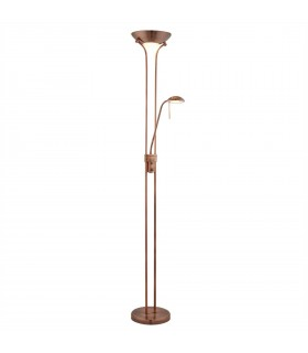 Copper LED Mother And Child Lamp