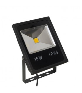 LED 1 Light Flood Light Outdoor Spotlight Black IP65
