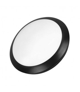 LED Outdoor Surface Mounted Lighting Black IP65
