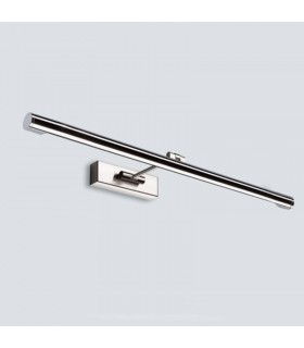 LED 1 Light Picture Wall Light Polished Chrome