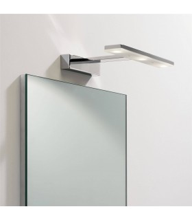 Chrome LED Bathroom Wall Over Mirror Light