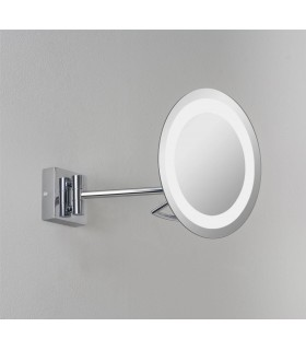 Gena Plus round illuminated vanity mirror Astro Lighting 0526