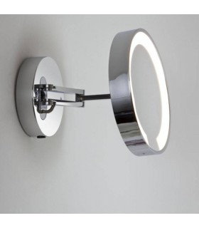 Round Illuminted Vanity Bathroom Mirror Astro Lighting 0628
