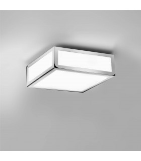 MASHIKO BATHROOM CEILING LIGHT CHROME - ASTRO 0890