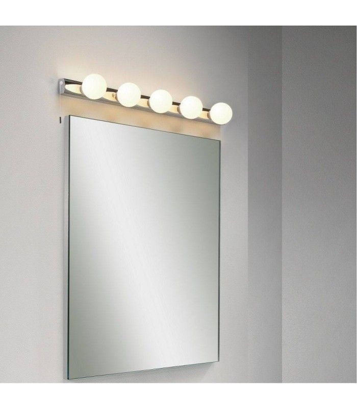 CABARET FIVE LIGHT BATHROOM WALL LIGHT - ASTRO 0957
