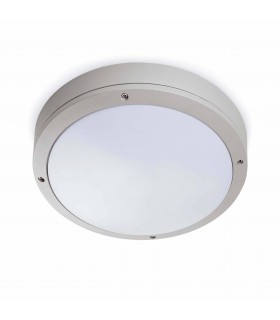 Faro - Yen Grey Outdoor Ceiling Light FARO70690