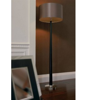 1 Light Floor Lamp Wood