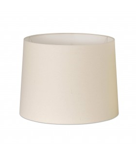 Beige Round Shade For Eterna And Rem Floor Lamps