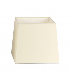 Beige Square Shade For Rem Floor Lamps