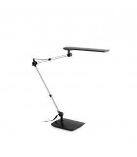 LED Dimmable Desk Touch Lamp Black