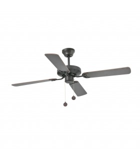 Faro - Yakarta Medium Brown Ceiling Fan With/without Light FARO33713