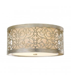 Arabesque Flush - Elstead Lighting