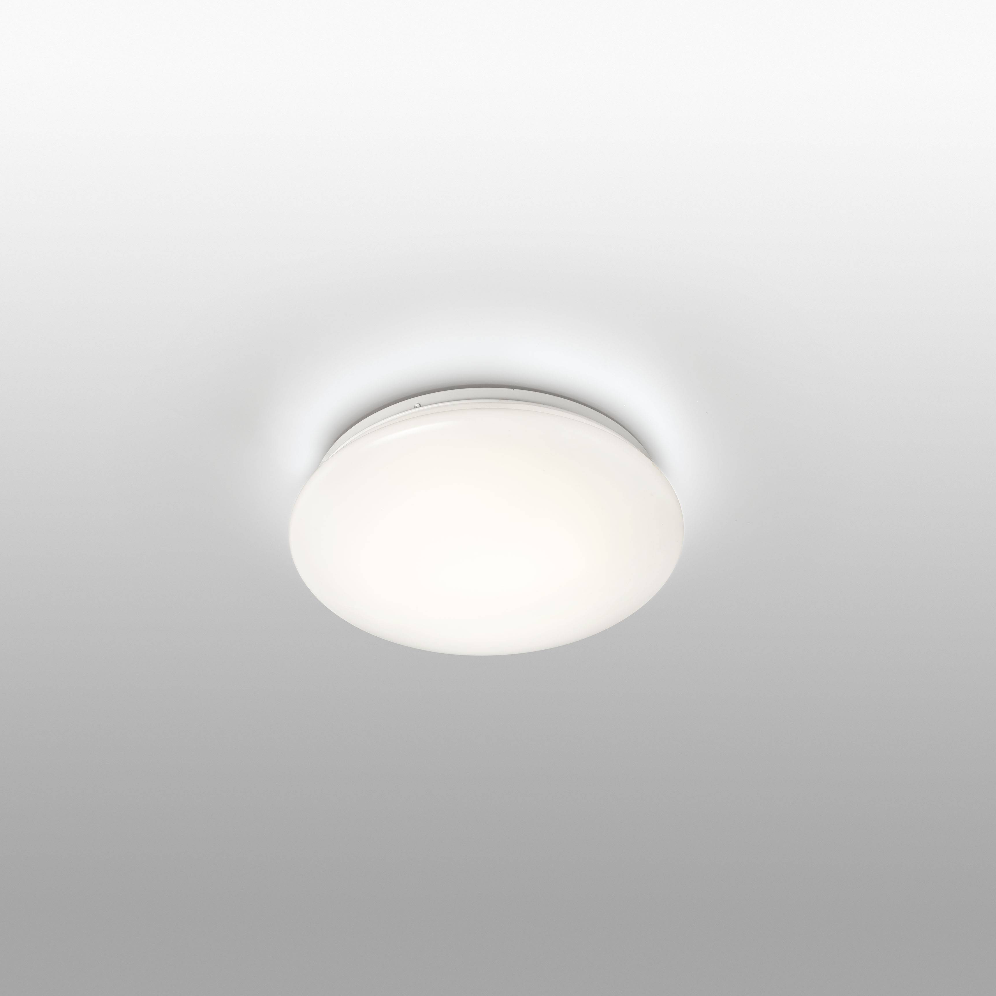 newest a6883 ecd15 LED Small Flush Ceiling Light White