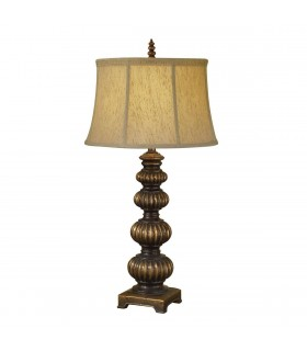 1 Light Table Lamp Firenze Gold, E27