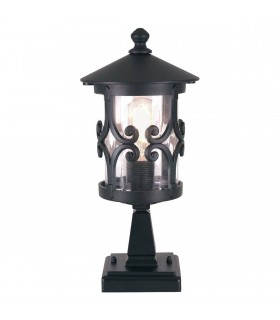 Hereford Pedestal Lantern - Elstead Lighting