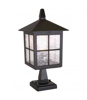 Winchester Pedestal Lantern - Elstead Lighting