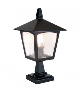 York Pedestal Lantern - Elstead Lighting