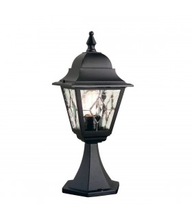 Norfolk Pedestal Lantern - Elstead Lighting
