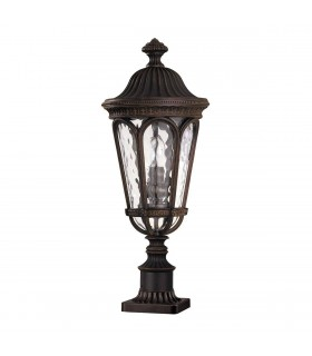 Regent Court Two Light Pedestal - Elstead Lighting