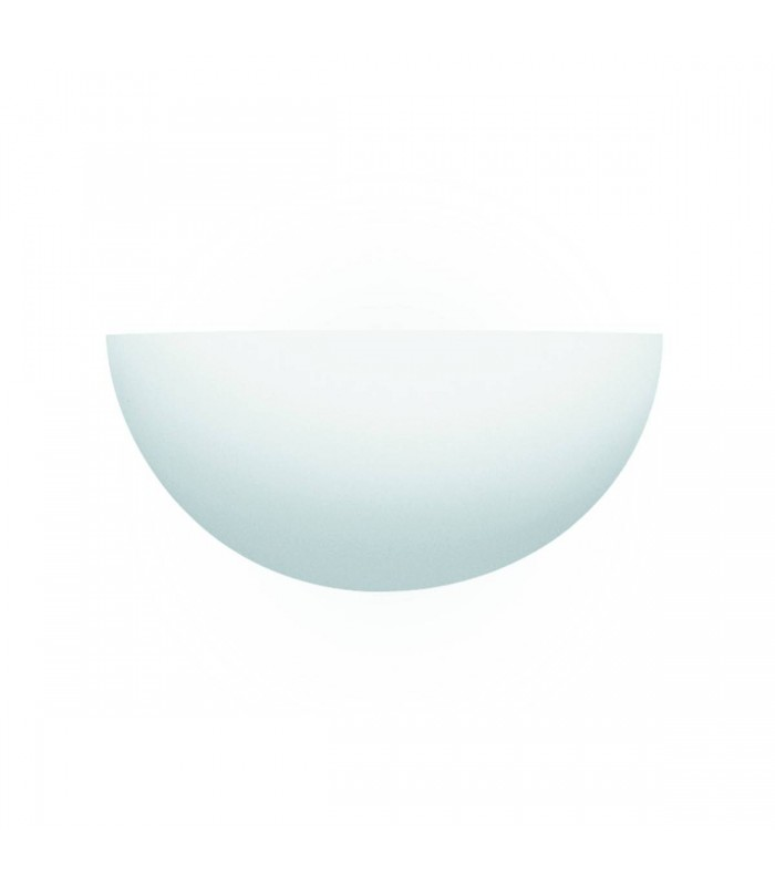 Bombay 30cm Plaster Wall Light Fixture - Searchlight 106