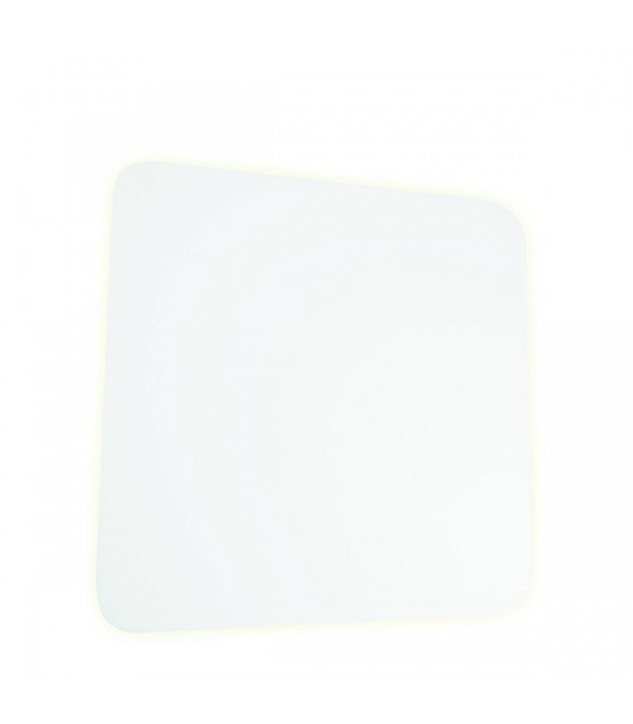 4W LED RECESSED WHITE PLASTER WALL LIGHT - Searchlight 8834