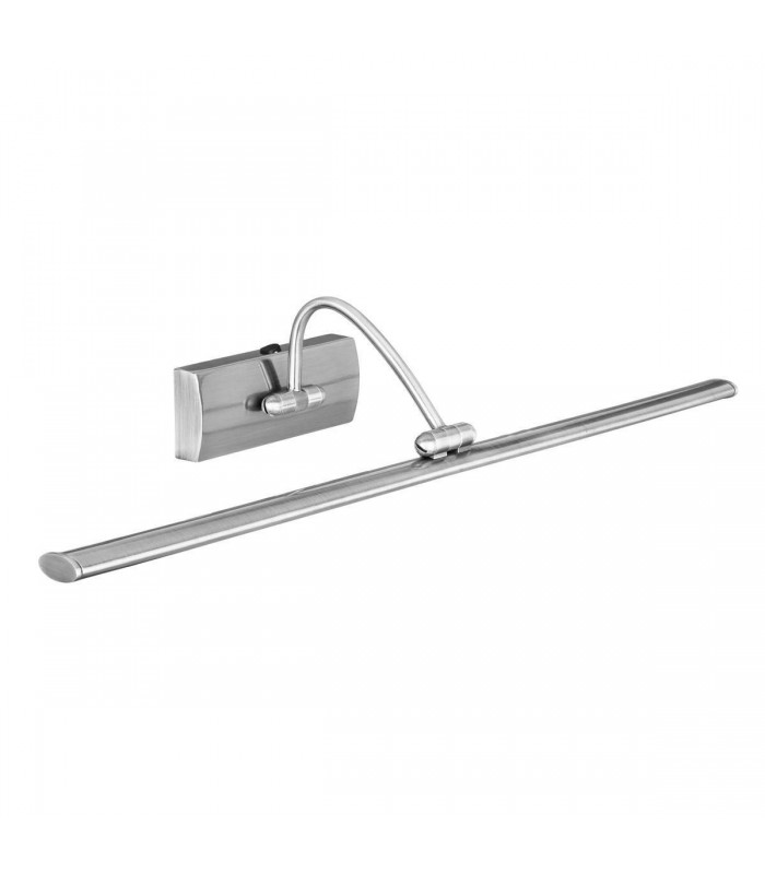 LED Picture Light Satin Silver