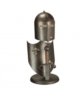 Table Lamp Burnished Bronze