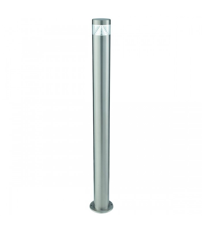 Stainless Steel 30 LED Outdoor Bollard Light 90cm - Searchlight 8508-900