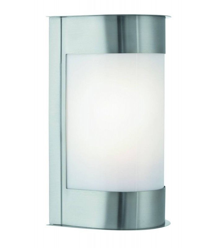 Stainless Steel Curved Outdoor Wall Bulkhead Light
