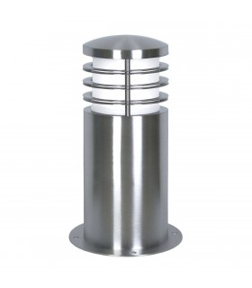 1 Light Outdoor Mini Bollard Light Stainless Steel IP44
