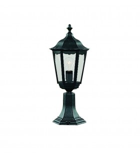 BLACK SMALL POST NEWEL - Searchlight 82503BK