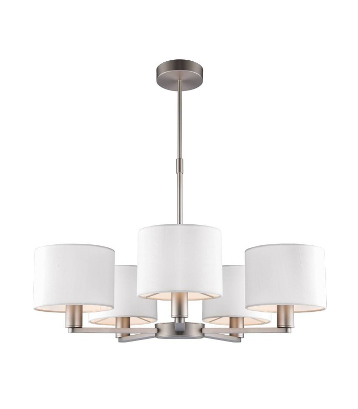 Daley Indoor Ceiling Pendant - Endon 60257