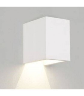 LED 1 Light Indoor Up Down Wall Light Plaster