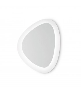 Integrated LED Wall Light White