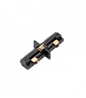 Track Internal Connector Black