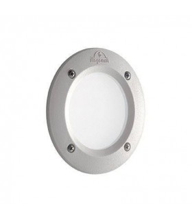 LED 1 Light Outdoor Recessed Light White IP66